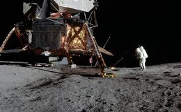 Nhân ngày trọng đại, NASA chơi lớn với loạt ảnh panorama đầy mê hoặc về Mặt Trăng