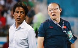 Về dẫn dắt tuyển Thái, thầy Nhật sẽ đối đầu HLV Park Hang-seo ngay tháng Chín?