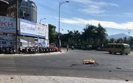 Móc cẩu từ tháp công trình cao 26 tầng rơi xuống con đường ven biển đẹp nhất Đà Nẵng