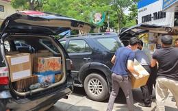 Khám xét văn phòng, nhà riêng vợ chồng luật sư Trần Vũ Hải, CA đưa đi nhiều thùng tài liệu
