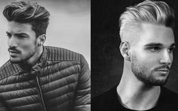 Giải mã cá tính của đàn ông thể hiện qua kiểu tóc