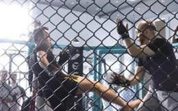 Hé lộ CLIP đầy đủ cuộc tỉ võ giữa võ sư Flores và võ sĩ Lưu Cường