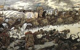Ra trận bị đánh bại, người chỉ huy cho rút quân nhưng chỉ 1 năm sau, kẻ địch tự đến đầu hàng