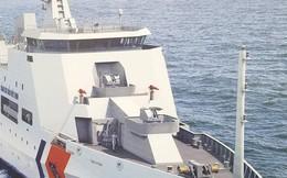 Cảnh sát biển VN sắp có DN-4000, tàu tuần tra lớn và hiện đại nhất ĐNÁ: Xứng tầm soái hạm