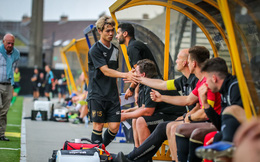 Công Phượng ngồi dự bị, Sint Truidense thua tan tác trước nhà vô địch Hy Lạp