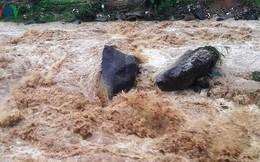 Mưa lũ ở Yên Bái: 1 người bị thương, 5 nhà dân bị thiệt hại