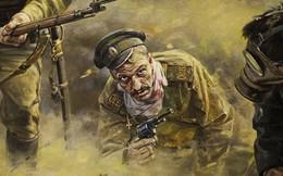 """Cuộc phản công bất ngờ của các binh sĩ Nga """"tử trận"""" đẩy lui quân Đức"""