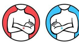 Lựa chọn cách bạn khoanh tay để biết bản thân thuộc team não phải hay não trái