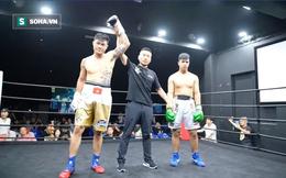 Trương Đình Hoàng chê võ sĩ Hàn Quốc quá yếu, cố ý nương tay mà đối thủ vẫn phải xin thua