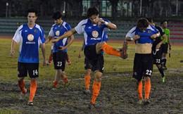 """Sân cỏ nhân tạo Philippines dành cho SEA Games từng bị chê là """"sân bóng tệ nhất"""""""