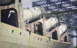 Ngạc nhiên trước tình trạng tuần dương hạm Slava của Ukraine: Có khả năng phục hồi?