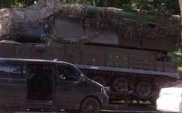 Tình báo Ukraine bắt giữ được lái xe đầu kéo chở tổ hợp Buk-M1 vụ MH17?