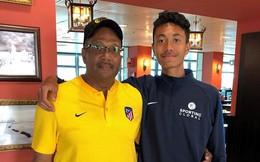 Cầu thủ Việt kiều lò Barca mơ khoác áo ĐTQG Việt Nam chọn HAGL để thử việc