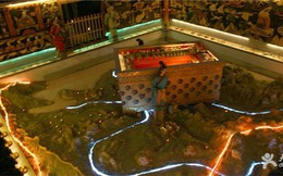 4 lăng tẩm đế vương đáng sợ nhất TQ: Lăng Tần Thủy Hoàng chỉ xếp thứ 2
