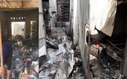 """Vụ chủ cửa hàng quần áo bị kẻ bịt mặt ném bom xăng: """"Họ xông vào đánh tôi và dọa đốt 2 lần rồi"""""""