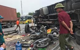 Ba vụ tai nạn trong 1 giờ đồng hồ khiến 7 người tử vong trên Quốc lộ 5