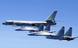 Trung Quốc thử nghiệm khả năng tác chiến của Su-35 trên Biển Đông