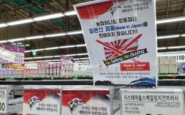"""Căng thẳng Nhật Bản - Hàn Quốc leo thang trên mọi """"mặt trận"""""""