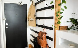 Nếu sống trong nhà chật, bạn hãy nghiên cứu hai mẫu giá treo quần áo này để giúp không gian gọn gàng hơn