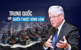 """GS Carl Thayer: Vỏ bọc """"ngư dân"""" trong chiến thuật vùng xám nguy hiểm của Trung Quốc trên Biển Đông"""