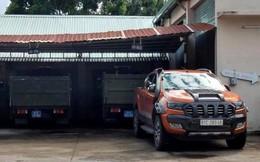Tước giấy phép lái xe của tài xế bán tải chạy lấn làn, thách thức người khác