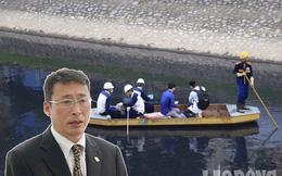 """Chuyên gia Nhật lý giải vị trí đặt """"bảo bối"""" trên sông Tô Lịch"""