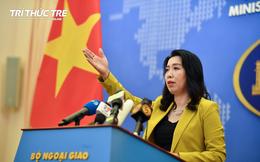 Việt Nam khẳng định hoạt động dầu khí nằm hoàn toàn trong EEZ và thềm lục địa, kiên quyết bảo vệ chủ quyền