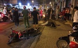 TP.HCM: Đi xe SH đuổi theo 2 tên cướp túi xách của bạn gái, nam thanh niên bị đâm trọng thương