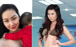Chân dài từng hủy hôn Trương Nam Thành: Sống kín tiếng, âm thầm sinh con đầu lòng