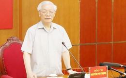 Tổng Bí thư, Chủ tịch nước Nguyễn Phú Trọng: Nhiều cán bộ cấp cao diện TƯ quản lý bị khởi tố