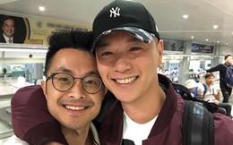 Ông xã đại gia của ngôi sao TVB Hồ Hạnh Nhi bất ngờ tới Việt Nam