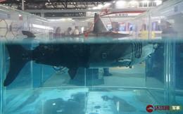 """Tàu ngầm """"cá mập máy"""" bí ẩn và đầy nguy hiểm của Trung Quốc"""