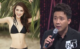 """Hoa hậu Tường Linh bật khóc thừa nhận yêu người có vợ, Trấn Thành nói: """"Kẻ đó hèn"""""""