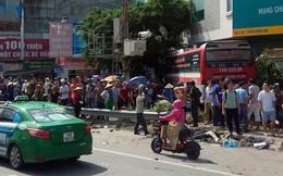Xe khách đâm hàng loạt xe máy ở Quảng Ninh khiến ít nhất 5 người thương vong