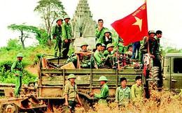 """Chiến trường K: Máu Việt Nam đã đổ - Nhân dân Campuchia tri ân sâu sắc """"Bộ đội nhà Phật"""""""