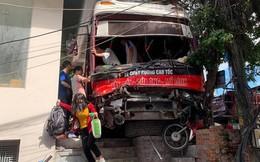 Danh tính nạn nhân thương vong trong vụ xe khách đâm hàng loạt ô tô, xe máy ở Quảng Ninh