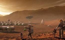 Các nhà khoa học tạo ra vật liệu cải tạo môi trường sống trên sao Hỏa