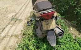 Phát hiện xe máy, thư tuyệt mệnh của nữ cán bộ văn thư trường tiểu học bên đường