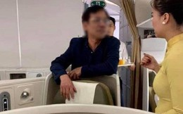 Khách thương gia bị tố sàm sỡ phụ nữ trên máy bay từng là sếp của những doanh nghiệp nào?