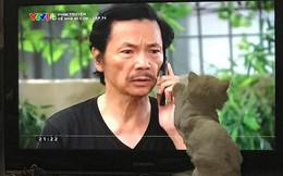 """Đến cả mèo cũng thích """"Về nhà đi con"""", thấy ông Sơn thì vuốt vuốt tivi, gặp Nhã liền có hành động khiến ai nấy ngã ngửa"""