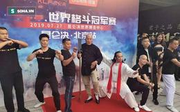 """Võ sư Thiếu Lâm, Vịnh Xuân bị mỉa mai vì làm trò """"điên rồ"""" ở đại hội võ lâm Trung Quốc"""