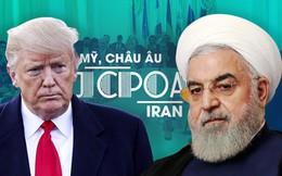 """Dấu hiệu mới từ Mỹ, Iran và nỗ lực thoát khỏi tình trạng """"trên đe dưới búa"""" của châu Âu"""