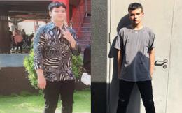 """Chàng trai giảm 40kg trong nửa năm: Khi bị người yêu """"cắm sừng"""" thì đồ ngọt không còn sức hấp dẫn"""