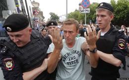 """Nga: Hậu biểu tình lớn chống chính phủ, thủ lĩnh đối lập bất ngờ """"đổ bệnh lạ"""", nghi bị đầu độc"""