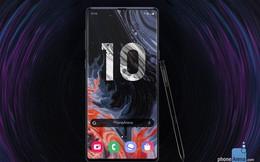 """Hàng loạt website Samsung vô tình xác nhận nhiều thông tin """"mật"""" về Note 10, Note 10 Plus"""