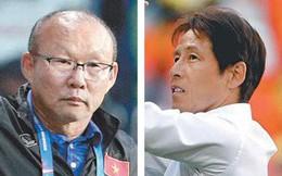 """HLV Park Hang-seo từng bại trận dưới tay """"bom tấn"""" của Thái Lan thế nào?"""