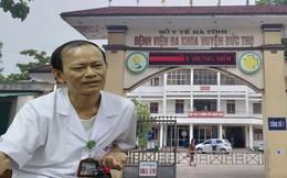 Phó GĐ Công an tỉnh Hà Tĩnh chủ trì họp vụ bé sơ sinh tử vong với vết đứt cổ