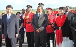 """Tanzania cứng bất ngờ, mắng thậm tệ dự án Vành đai, Con đường của Trung Quốc là """"bóc lột"""""""