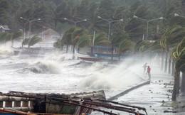 Bão số 3 đang tiến thẳng vào các tỉnh từ Quảng Ninh - Nam Định, dự báo gây mưa rất to