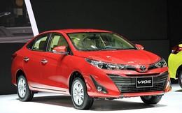 """Toyota Vios giảm giá """"kịch sàn"""", ngang ngửa VinFast Fadil, Honda Brio"""